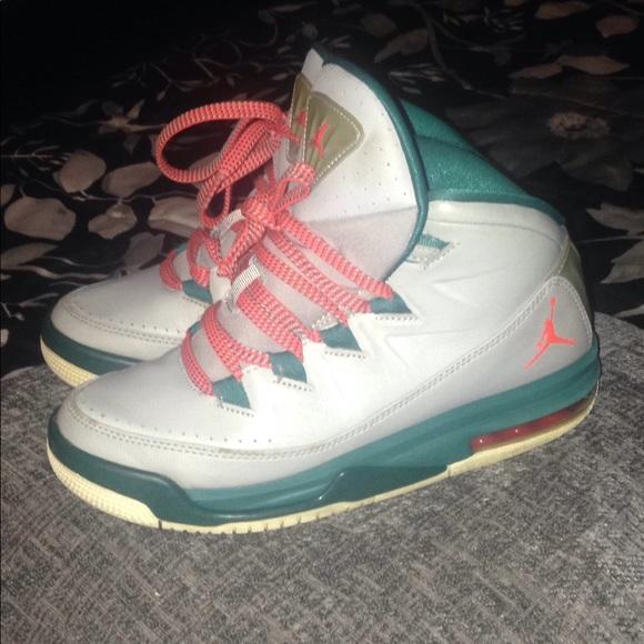 Jordan Shoes | Jordans Gray Teal Bright